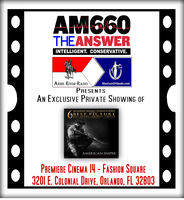 """An Exclusive Private Showing of """"American Sniper"""""""