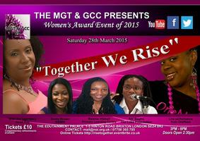 THE MGT & GCC PRESENTS: Women's Award Event of 2015  -...