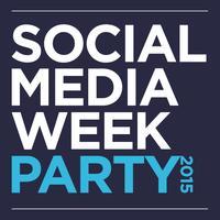 HYPE PRESENTS SOCIAL MEDIA WEEK PARTY 2015