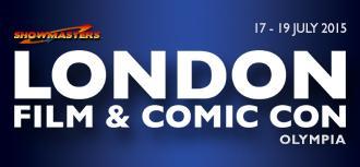 Film and Comic Con LONDON