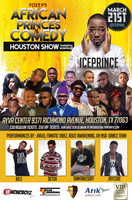 African Princes Of Comedy Tour - HOUSTON