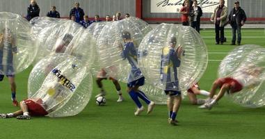 Bubble Football - London / Surrey