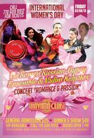 """Romance & Passion"" Fiery Concert of World Famous Via..."