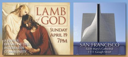 2015 LAMB OF GOD San Francisco - Saint Mary's Cathedral