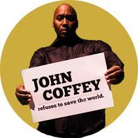 John Coffey Refuses to Save the World
