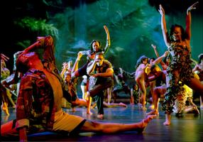 The Eclectic Dance Company's Metamorphosis: Fantasy or...