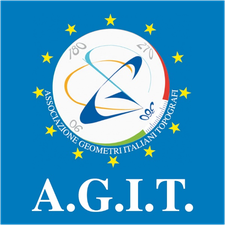 AGIT Associazione Geometri Italiani Topografi logo