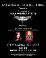 An Evening with a Ghost Hunter