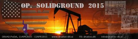 Op. Solidground 2015
