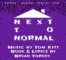 Berklee Musical Theater Club Presents: Next To Normal