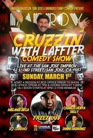 FREE Admission to the San Jose Improv March 1st