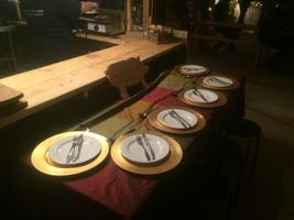 Chefs Table Guerrilla Eats Launch Night