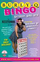 BurlyQ Bingo: April Edition