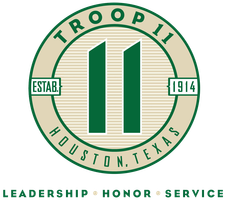 Troop 11: Summer Camp at El Rancho Cima's Cockrell...