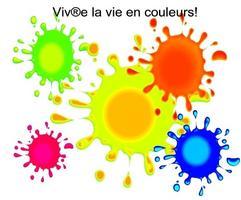 Vi(v)re la vie en couleurs