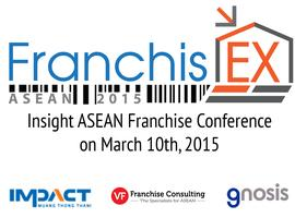 INSIGHT ASEAN FRANCHISE CONFERENCE 2015