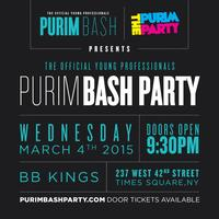 THE OFFICIAL PURIM BASH 2015 AND ALL NIGHT AFTER PARTY...