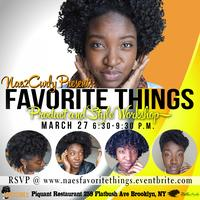 Nae2Curly Presents: Favorite Things Product and Style...