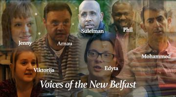 Voices of the New Belfast Film Premiere