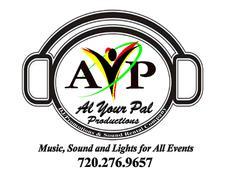 AL YOUR PAL PRODUCTIONS & DUANE TAYLOR ENTERTAINMENT logo