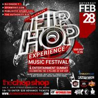 The 2015 Ultimate Hip-Hop Experience Music Festival