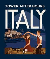 Tower After Hours: Italy