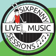 Sixpenny Sessions logo