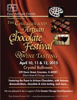 The Chicagoland Artisan Chocolate Festival & Wine...
