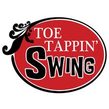 Toe Tappin' Swing logo