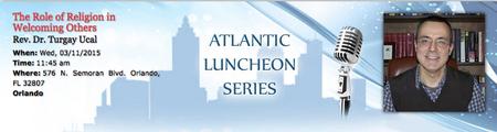 Atlantic Institute Lunheon