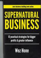 Citibiz Workshop - SUPERNATURAL BUSINESS