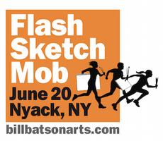 Flash Sketch Mob 2015