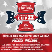 American Outlaws of Saint Louis EA FIFA Gamers Cup Tour...