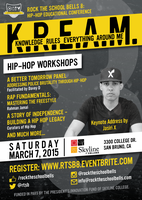 Rock The School Bells 8 Hip Hop Conference and Benefit...