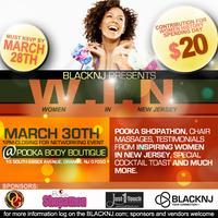 BLACKNJ presents W.I.N. (Women In New Jersey), WOMEN's...