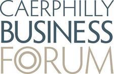 Caerphilly Business Forum logo