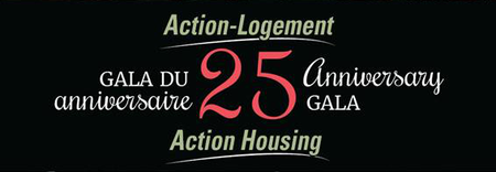 Action Housing's 25th Anniversary Gala - A Flowering...