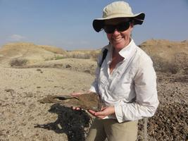 Carol Ward: The Shape of Human Origins
