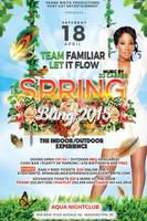 """SPRING BLING 2015 """"THE INDOOR/OUTDOOR EXPERIENCE"""""""