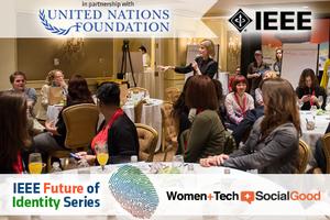 IEEE Women in Tech Summit @ SXSW