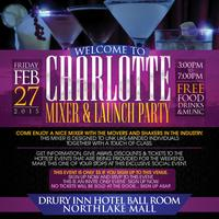 Welcome to Charlotte  Mixer
