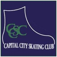 Capital City Skating Club logo