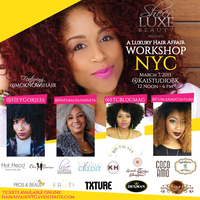 A Luxury Hair Affair NYC : Workshop Edition
