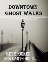 Earth Hour Ghost Walk (Tour A with Megan)