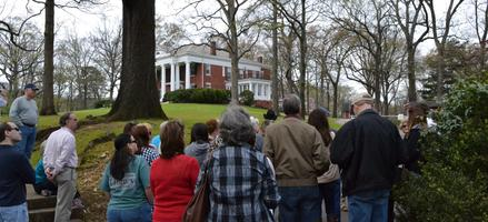 2015 Spring Walking Tour Series