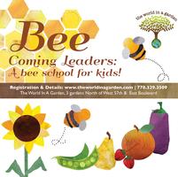 Bee-coming Leaders: A Bee School For Kids!