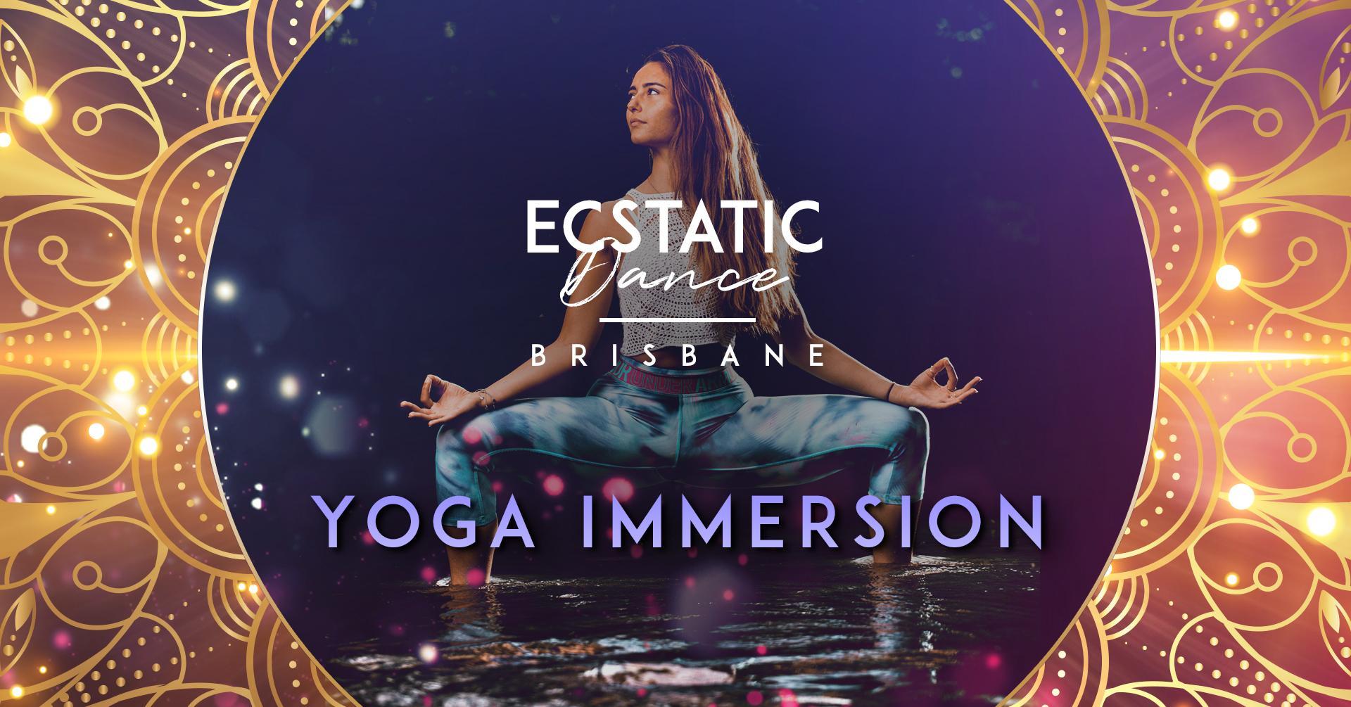 Ecstatic Dance & Yoga Immersion