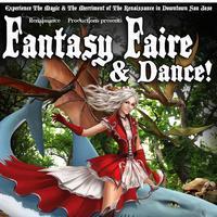 4th Annual San Jose Fantasy Faire & Dance