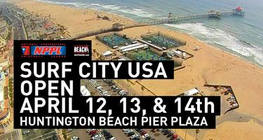 2013 NPPL Surf City USA Open Huntington Beach California