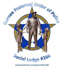 Gurnee Fraternal Order of Police Social Lodge #266 logo